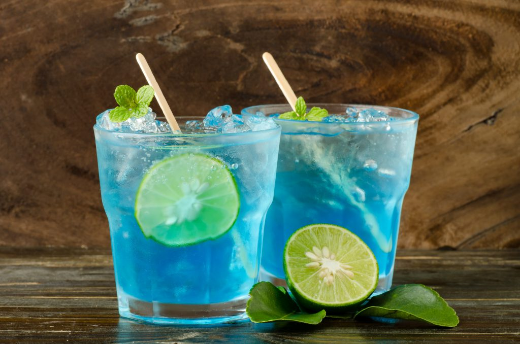 Blue shark drink przepis
