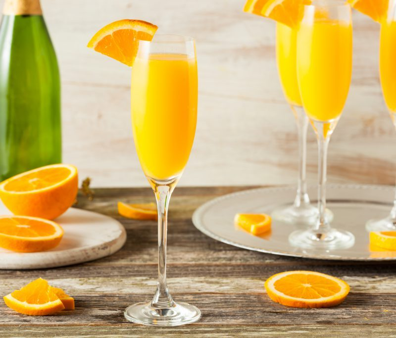 Drink Mimosa przepis