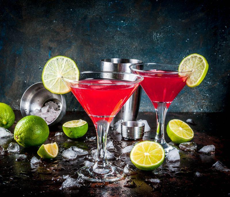 Drink Cosmopolitan przepis