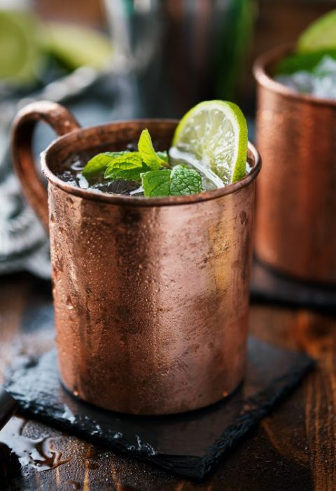 Drink Moscow Mule przepis