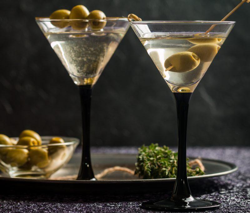 Dry Martini przepis
