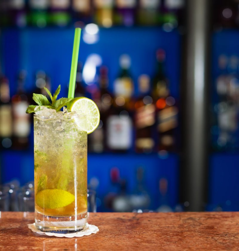 Harvard Cooler przepis na drinka
