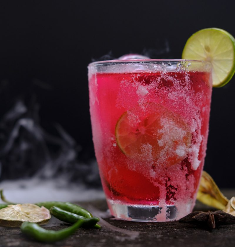 Drink El Diablo przepis
