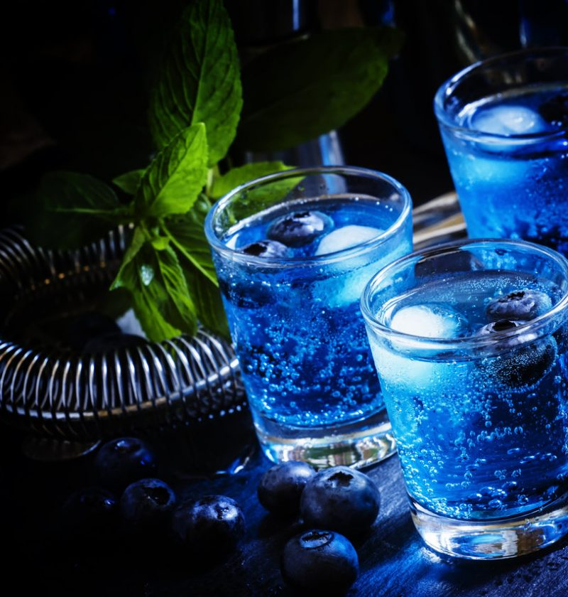Likier Blue Curacao