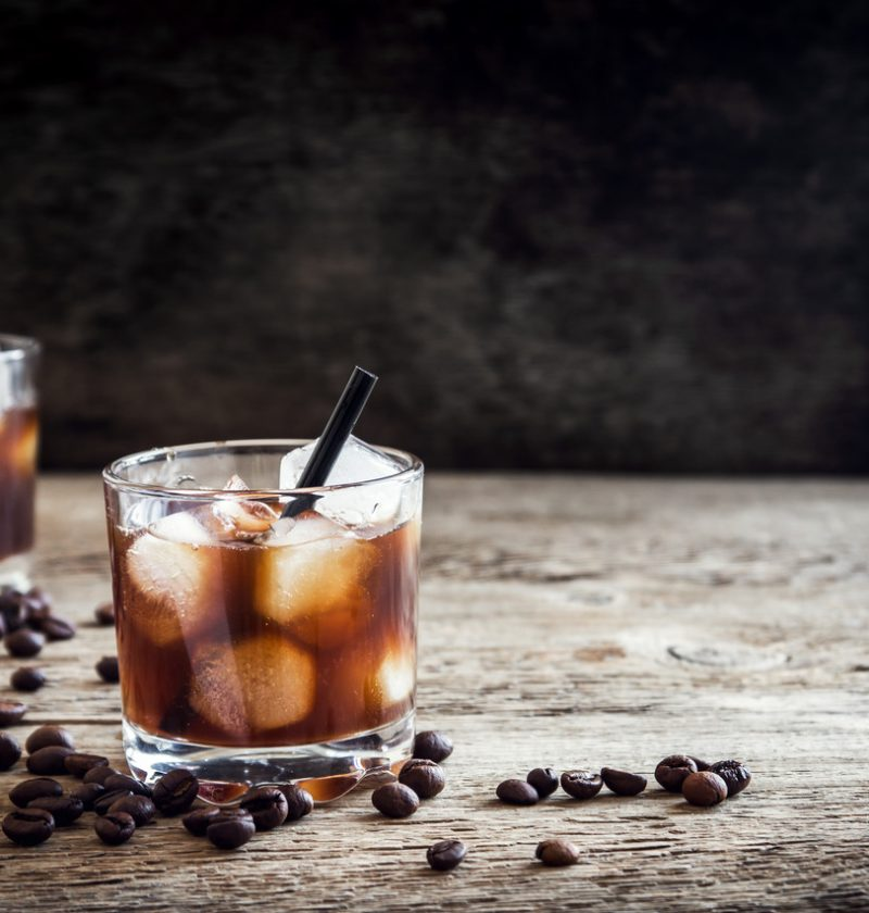 Black Russian przepis na drink