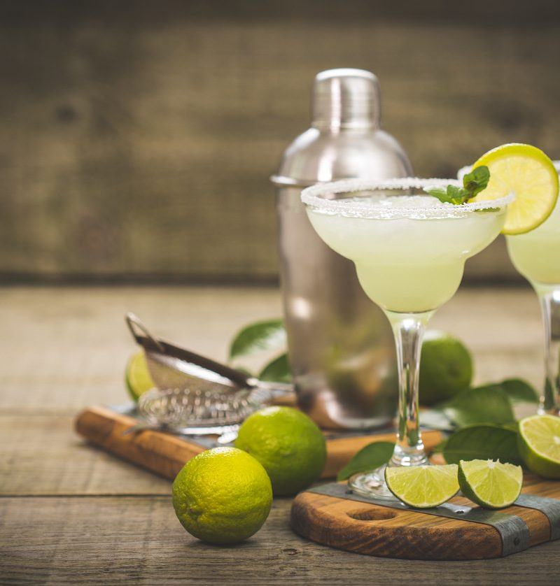 Przepis na drink margarita