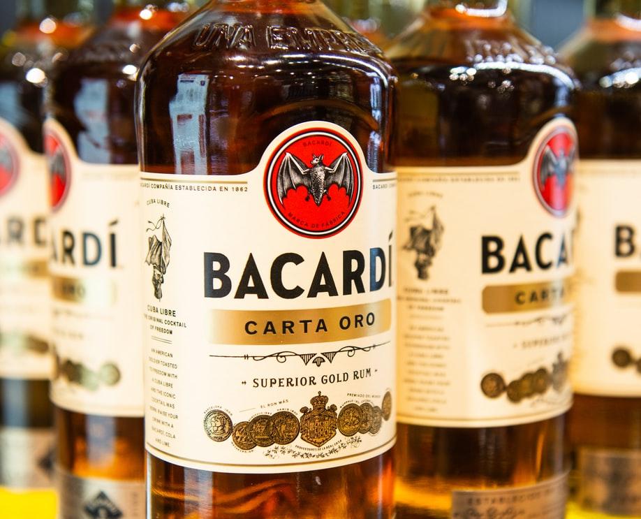 rum Bacardi