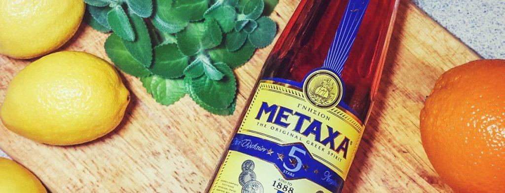 Z czym pić metaxę