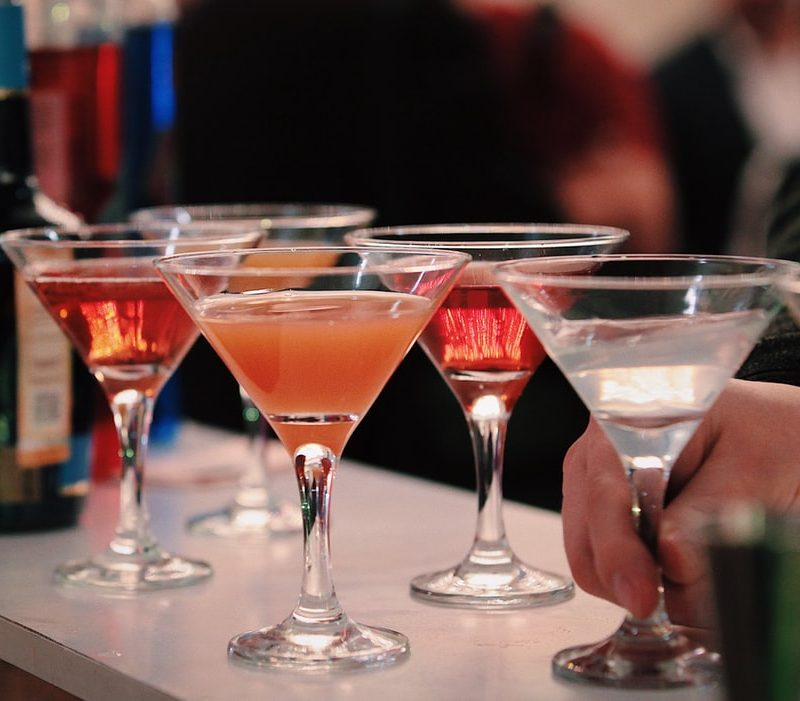 Z czym pić Martini