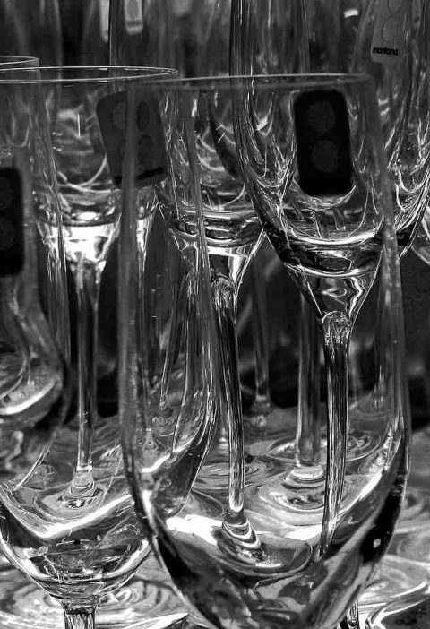 Szklanki i kieliszki do drinków