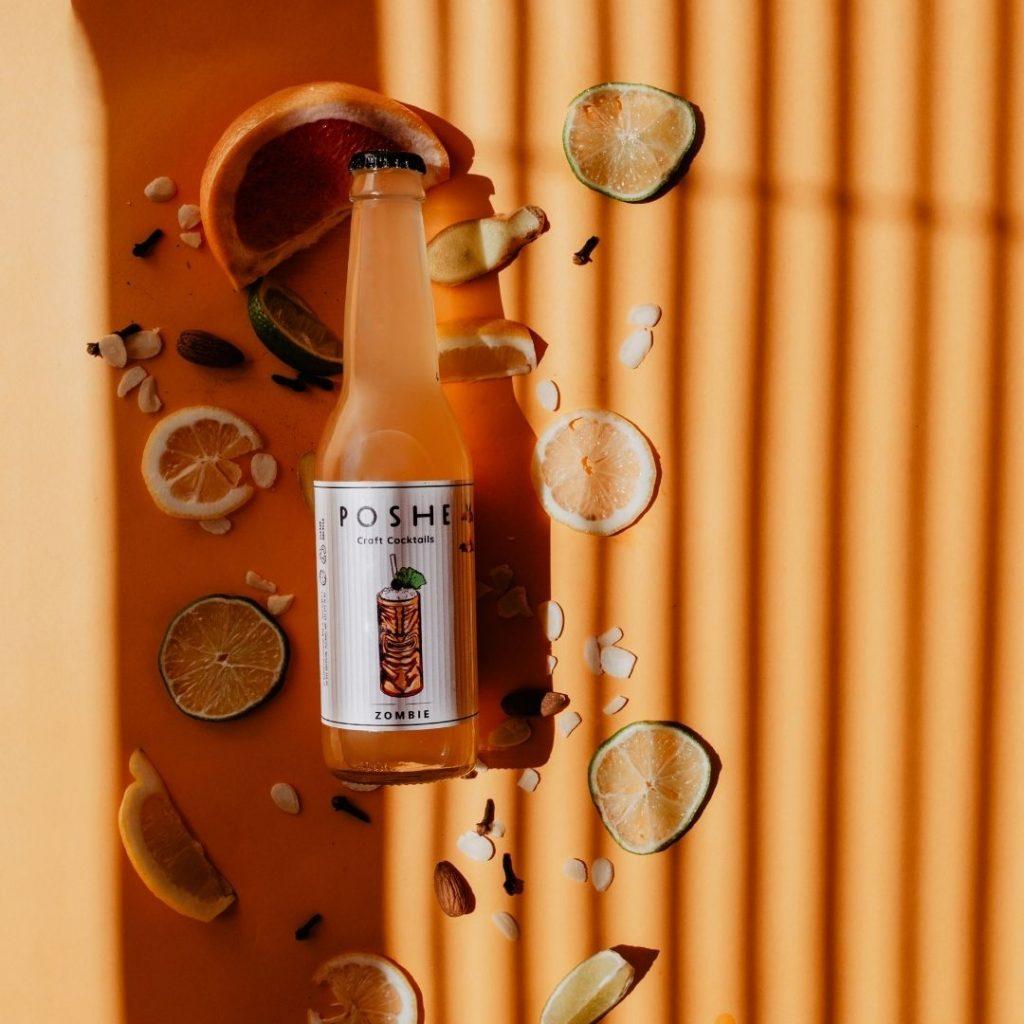 gotowe koktajle alkoholowe w butelkach